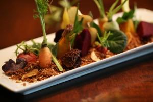 Edible Soil Starter. Image from ChefSteps.